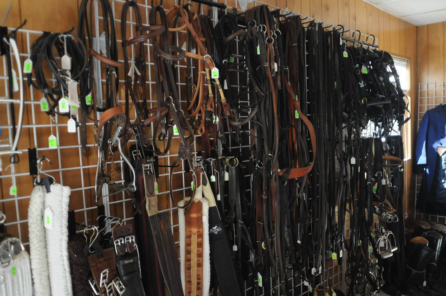Tack Gives Back - NCEFT National Center for Equine